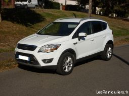 ford kuga 2. 0tcd 140 fap bvm6 trend vehicules voitures essonnes