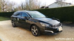 peugeot 508 sw 2.0 bleuhdi 180ch fap gt eat6 vehicules voitures gironde