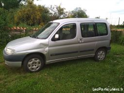 citroën berlingo multispace 2002 hdi - ct ok vehicules voitures haute-vienne