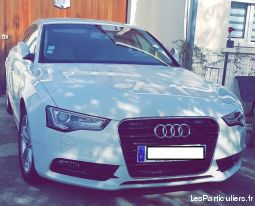 audi a5 sportback vehicules voitures gironde