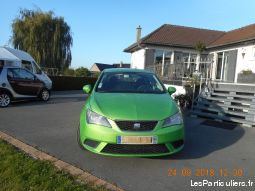 très belle seat  ibiza  2012 type 4 vehicules voitures nord