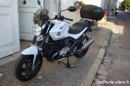bmw r1200r dark white vehicules motos yonne