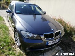 bmw 320d vehicules voitures charente-maritime
