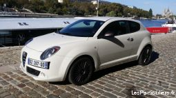 alfa romeo mito twin air 105, couleur blanc spino vehicules voitures paris