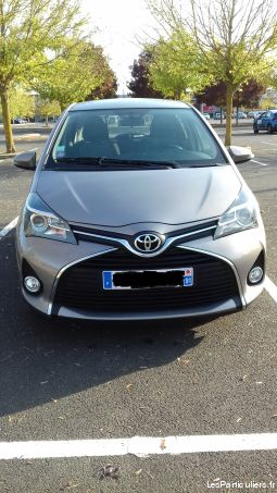 toyota yaris iii dynamic 4cv vvt i 69 (2015) 5 p vehicules voitures essonnes