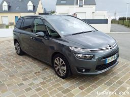 citroën grand c4 picasso bluehdi adapté handicap vehicules voitures morbihan