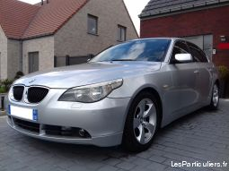 bmw 525 d  vehicules voitures nord