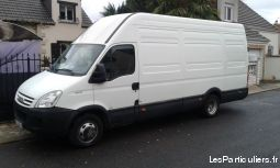 iveco daily 35s13v12 vehicules utilitaires seine-et-marne