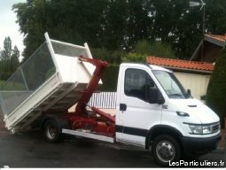 camion  iveco daily 35cc12 vehicules utilitaires hérault