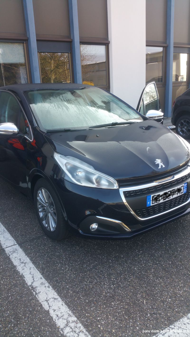 Collaborateur Peugeot 208 Vehicules Voitures Moselle