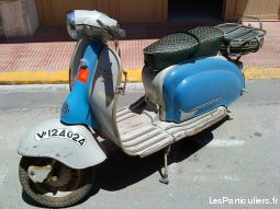scooter lambretta 150l année 1963 vehicules scooters sarthe