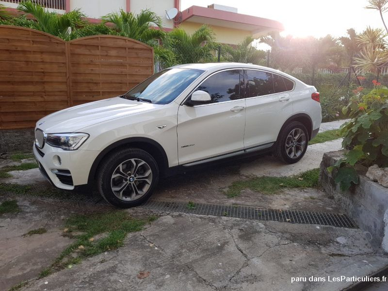 BMW X4 XDRIVE 200 XLINE Vehicules Voitures Martinique