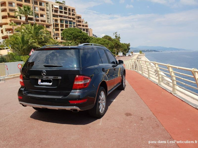 Mercedes ML 350 CDI Vehicules Voitures Alpes-Maritimes