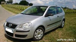 polo iv 1.4 tdi 70 vehicules voitures gironde