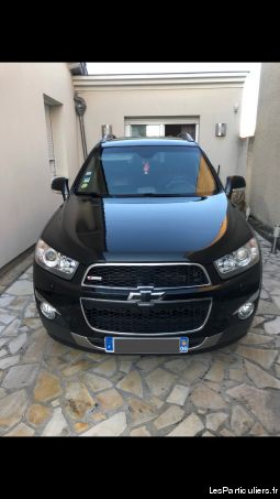 4x4 chevrolet captiva  vehicules voitures seine-saint-denis