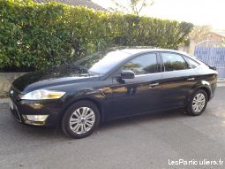 ford mondeo iii tdci ghia 125 cv vehicules voitures var