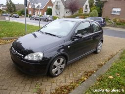 opel corsa 1700 tdi, 97000 km, 2004 vehicules voitures nord