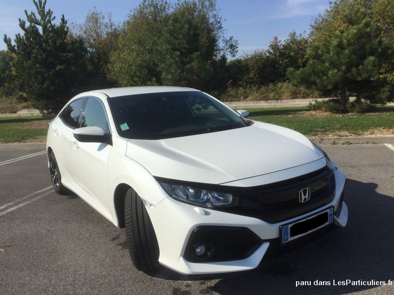 HONDA CIVIC 1.0 MILL. 2017 Vehicules Voitures Marne