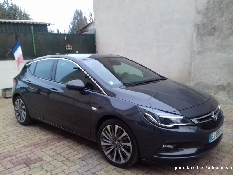 OPEL ASTRA Turbo (essence)  Vehicules Voitures Yonne