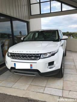 range rover evoque mark ii td4 pure pack tech a vehicules voitures hérault