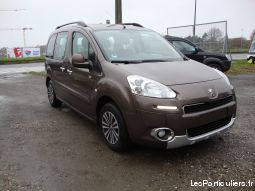 peugeot partner 1. 6hdi 2014 prête à immatriculer!  vehicules voitures nord