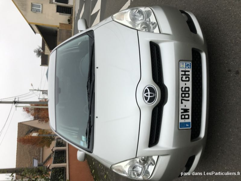 Toyota Corolla Verso 7 places Vehicules Voitures Sarthe