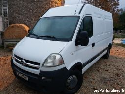 opel movano l2 h2 vehicules utilitaires charente-maritime