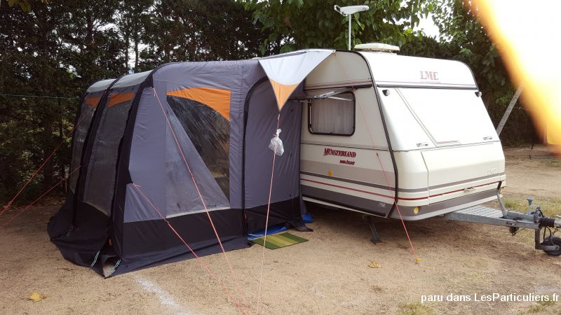 Caravane LMC Munsterland Vehicules Caravanes Camping Car Allier