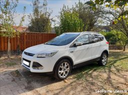 ford kuga - ii 2.0 tdci 140 fap 4x2 titanium bvm6 vehicules voitures yonne