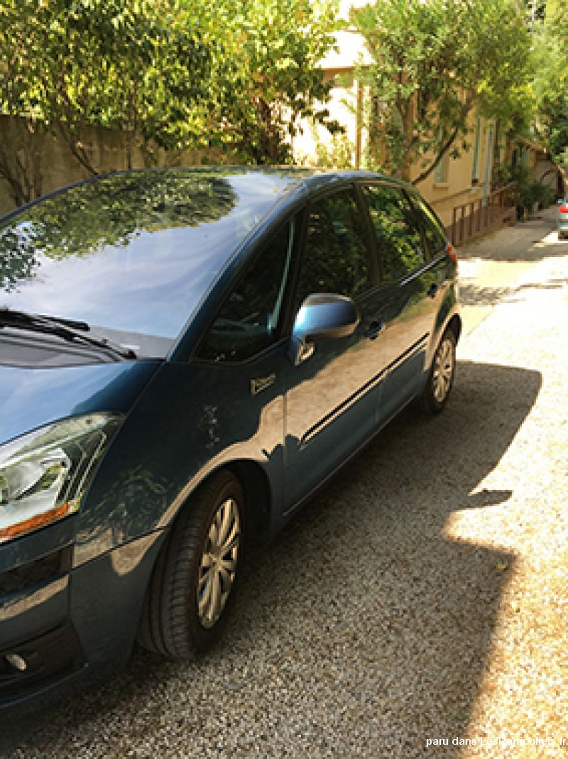 C4 PICASSO - (2) 1.6 HDI 110 PACK AMBIANCE Vehicules Voitures Hérault