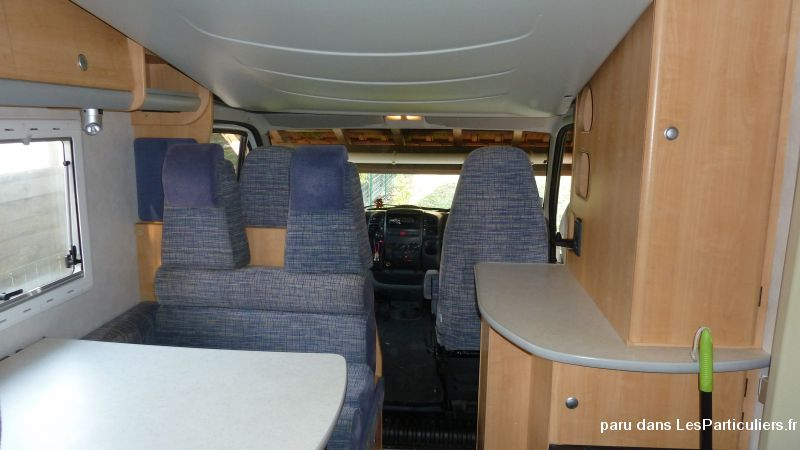 Camping car 6 places Vehicules Caravanes Camping Car Yvelines