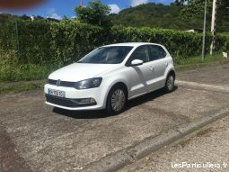 volkswagen polo vehicules voitures martinique