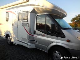 camping car challenger genesis 32  2.2 l ford vehicules utilitaires vendée