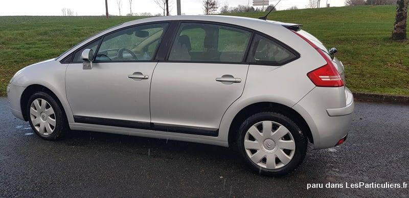 CITROEN C4 AIRPLAY 1.6 HDI 92 cv Vehicules Voitures Deux-Sèvres
