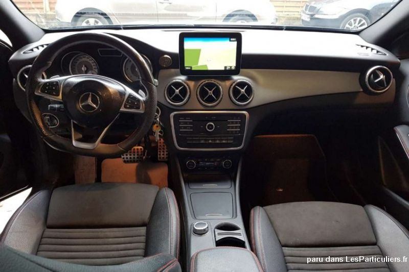 MERCEDES GLA 220 D FASCINATION finition AMG Vehicules Voitures Somme