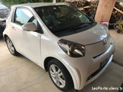 toyota iq blanche vehicules voitures ain