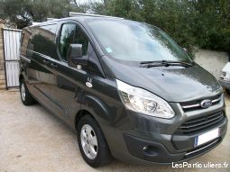 ford transit custom 290 l2h1 2.0 tdci 170 limited vehicules utilitaires gard