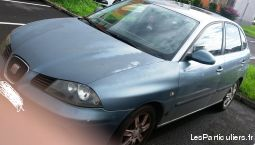 seat ibiza toit ouvrant vehicules voitures guadeloupe