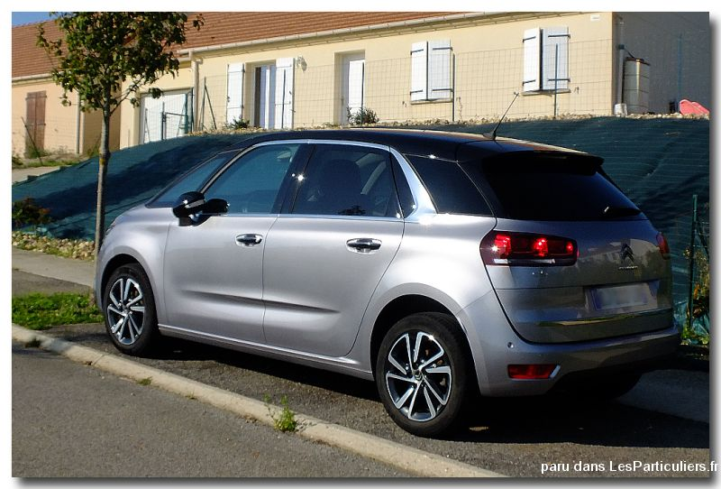 C4 PICASSO 2 Version 2 SHINE 120 HDI JBL Vehicules Voitures Eure