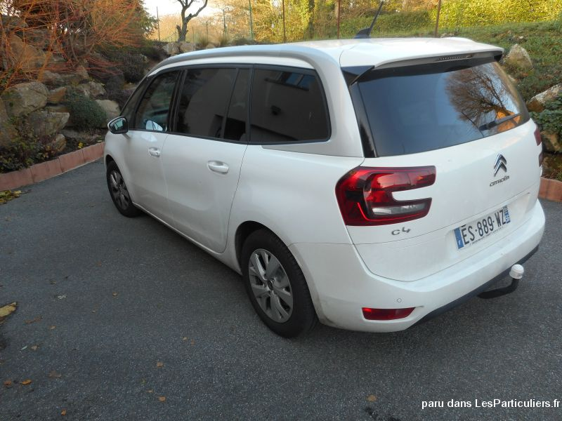 Grand C4 Picasso Feel Edition Vehicules Voitures Morbihan