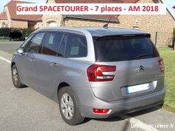 monospace spacetourer gc4picasso 7pl. bhdi120 bvm6 vehicules voitures nord