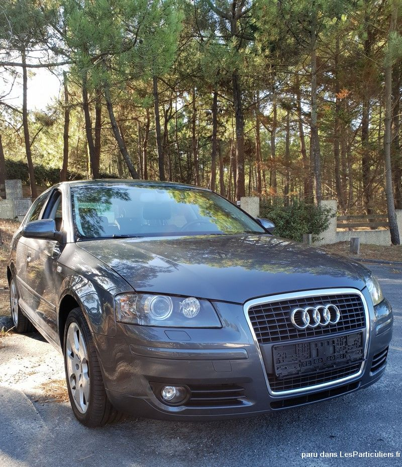 Audi A3 Sportback TDI S-Line Tronic Vehicules Voitures Gironde
