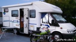 camping car ford vehicules caravanes camping car indre-et-loire