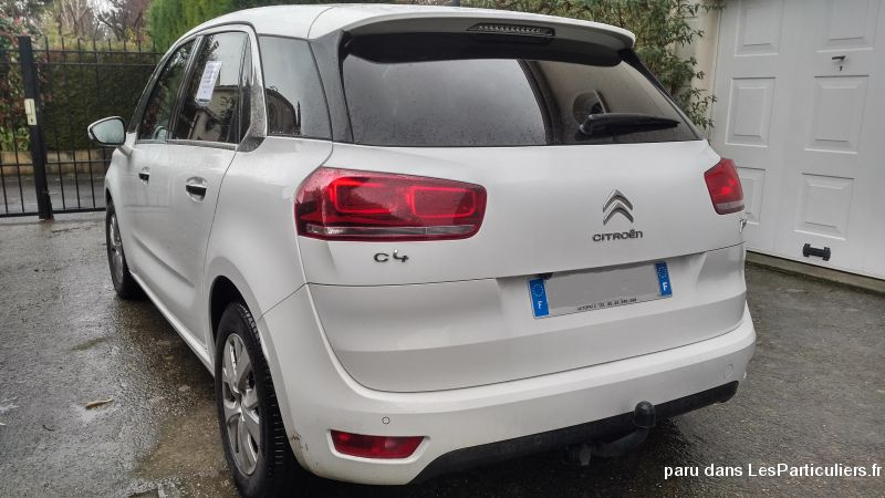 C4 PICASSO intensive 120 Ch Janvier 2015 Vehicules Voitures Val-d'Oise