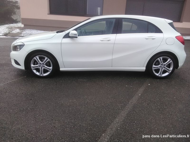 MERCEDES BENZ CLASSE A 180 CDI INSPIRATION Vehicules Voitures Doubs