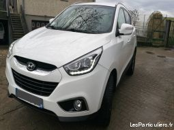 hyndai ix 35 1. 7 crdi 115 business pack  vehicules voitures isère