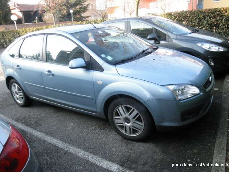 Ford Focus II 1.6 TDCi 110 2005 3000€ Vehicules Voitures Seine-Saint-Denis