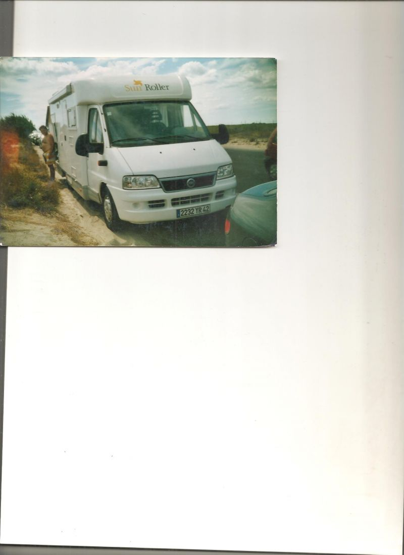 CAMPING CAR FIAT DUCATO TURBO DIESEL Vehicules Caravanes Camping Car Loire