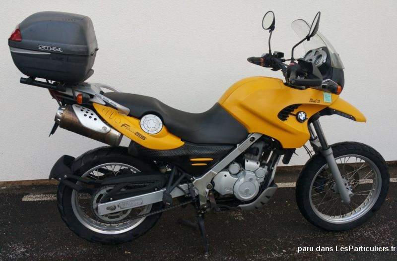 Moto BMW F650GS Vehicules Motos Gironde