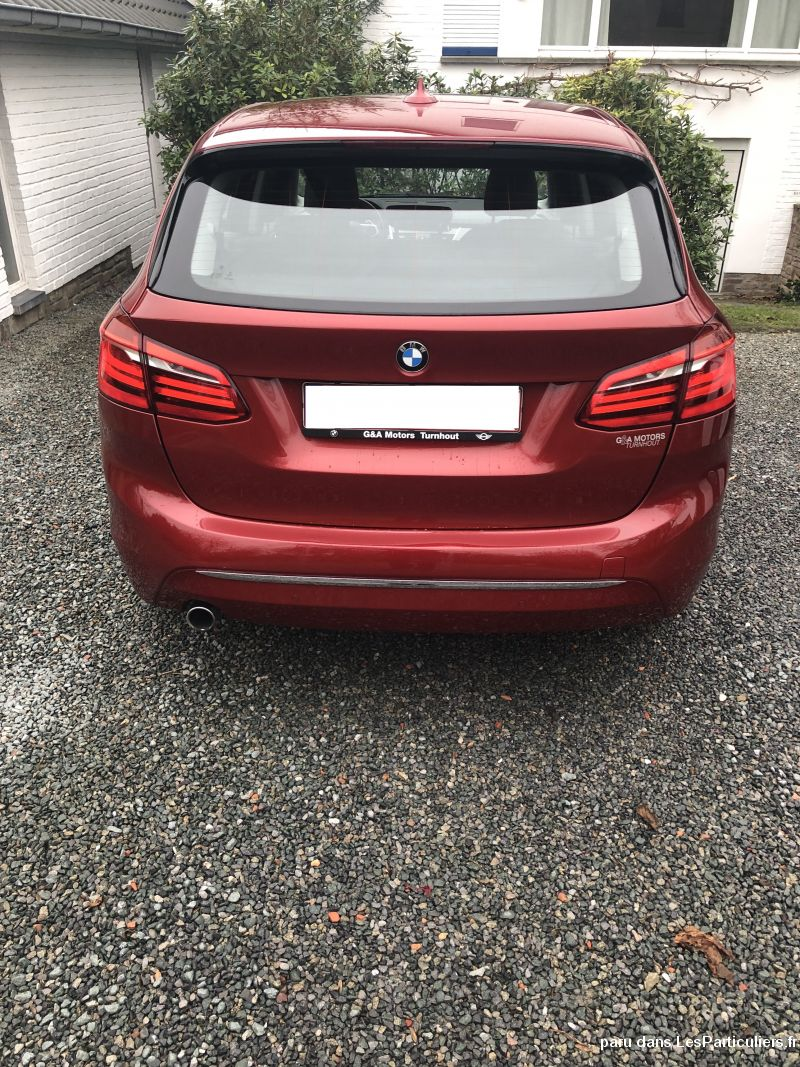 BMW Active Tourer 218D automatique Luxury Line Vehicules Voitures Nord